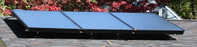 Solar Thermal Heating Panels